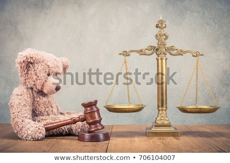 Child Law Stock photo © Lightsource