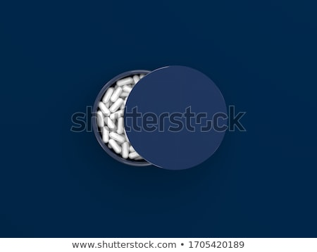 diagnosis   insomnia medical concept 3d illustration stock photo © tashatuvango