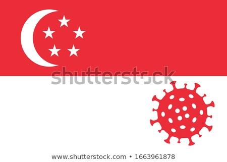 Gonorrhea. Medical Concept on Red Background. Stock photo © tashatuvango
