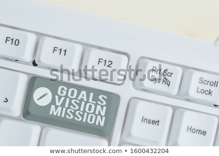 Communities Of Practice - Keyboard Key Concept. Stock photo © tashatuvango
