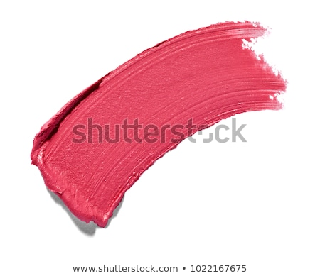 Woman paints lips with lipstick Stock photo © rogistok