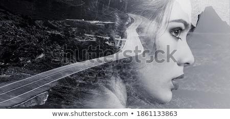deniz · feneri · beyaz · iyi · ahşap - stok fotoğraf © amok