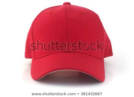 blank red caps stock photo © upimages
