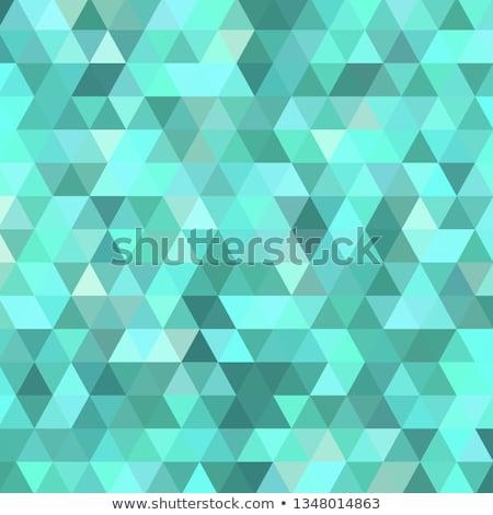émeraude · faible · art · vecteur · design · graphique · résumé - photo stock © smith1979