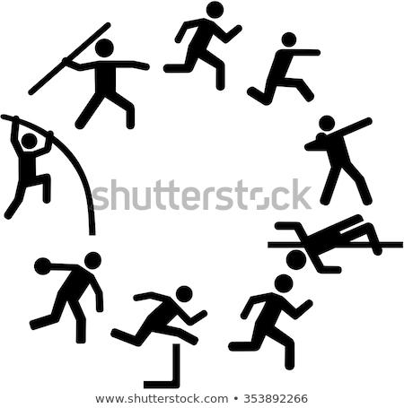 pólo · esportes · ícone - foto stock © bspsupanut