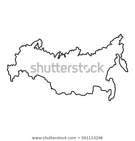 Kentsel coğrafya ikon vektör örnek Stok fotoğraf © pikepicture