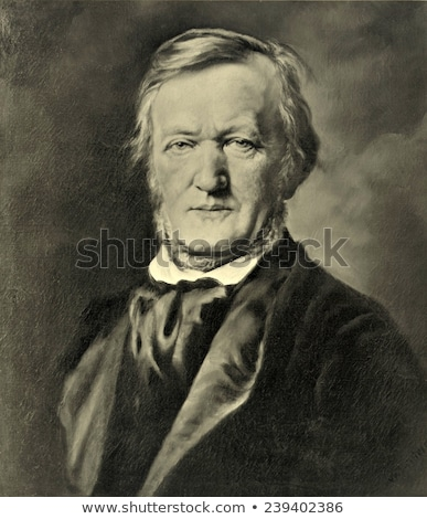Richard Wagner Stock photo © Stocksnapper