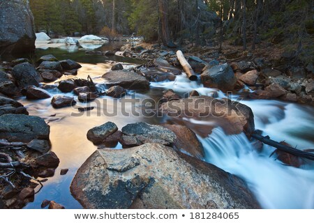 california · cielo · forestales · paisaje · verde · viaje - foto stock © mtilghma