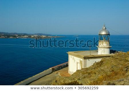 Phare eau océan Photo stock © arocas