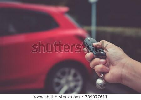 car remote key stock photo © karandaev