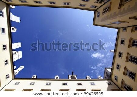 Hofburg Palace courtyard, Vienna, Austria Stock photo © vladacanon