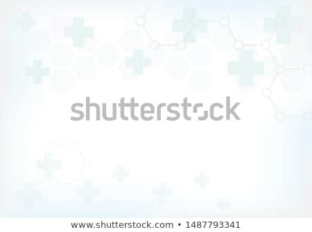 используемый здоровья ухода аптека рециркуляции Сток-фото © HectorSnchz