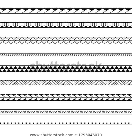 африканских браслет изолированный изображение типичный кадр Сток-фото © garethweeks