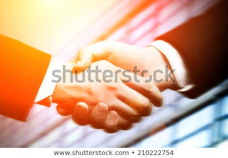 business deal growth stock photo © lightsource