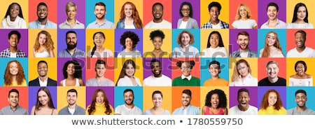 people variety set stock photo © cteconsulting