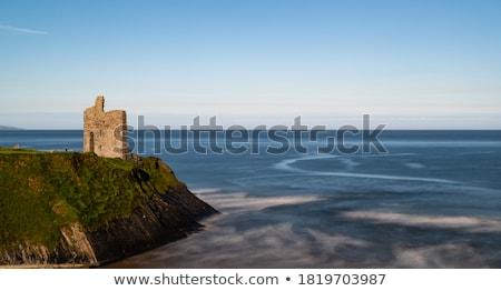 ballybunion coast Stock photo © morrbyte