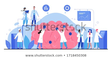 Brain Aging Stock photo © Lightsource