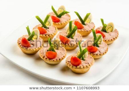 baguette · lever · appel · drie · dun - stockfoto © raphotos