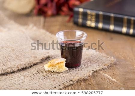 Taking Communion Stock photo © mady70
