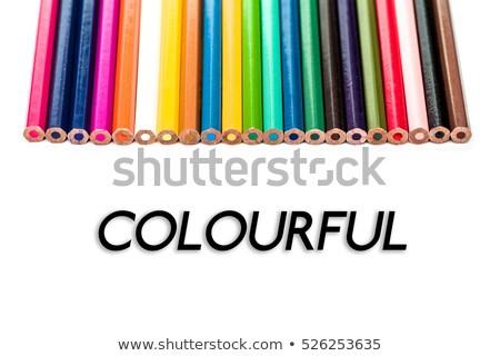 Talento titolo verde libro nero scaffale Foto d'archivio © tashatuvango