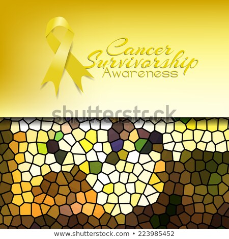 Cancer Survivorship Awareness Stock photo © maxmitzu
