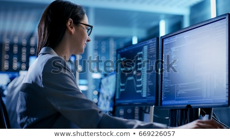 Data security when calling Stock photo © Ustofre9