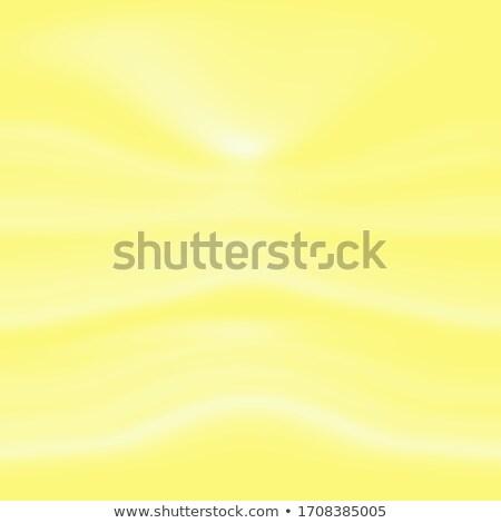 Citromsárga ipari közelkép gép textúra tányér Stock fotó © MiroNovak