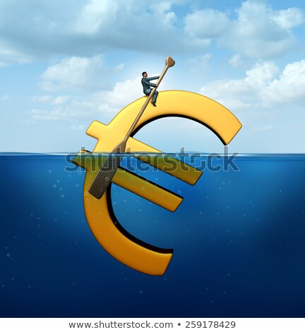 euro currency guidance stock photo © lightsource