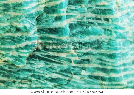 green gem mineral as nice natural background Stock photo © jonnysek