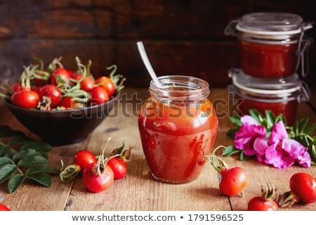 steeg · heupen · najaar · medische · vruchten - stockfoto © tainasohlman