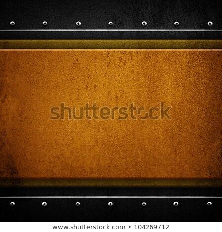 metálico · textura · fácil · projeto · tecnologia - foto stock © gladiolus
