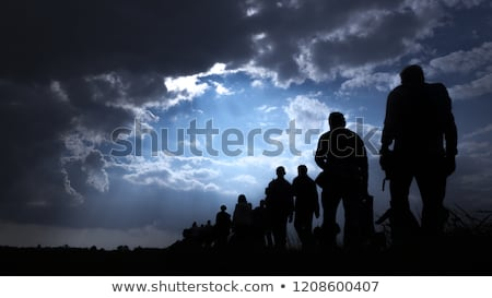 Europe Immigration Stock photo © Lightsource