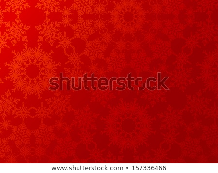 Red christmas background. EPS 8 Stock photo © beholdereye