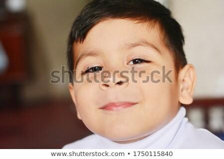 peruvian children stock photo © adrenalina