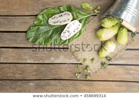 gyümölcs · tank · fából · készült · egészség · gyógynövény · fű - stock fotó © Bigbubblebee99