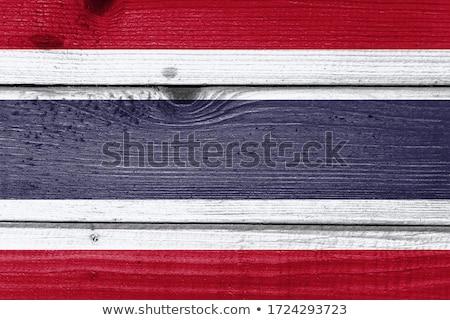 rojo · blanco · textura · grunge · pared - foto stock © stevanovicigor