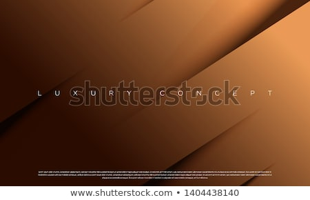 jewelry design on a dark brown background  Stock photo © blackmoon979