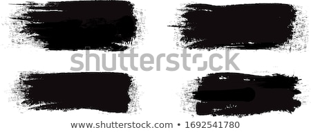 Acrylic stains and strokes Stock photo © SwillSkill