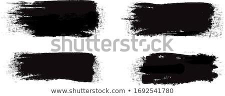 Acryl abstract schilderij rommelig kleurrijk Stockfoto © SwillSkill