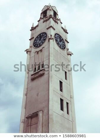 montreal clock tower stock photo © benkrut