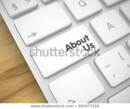 Business Reputation - Inscription on White Keyboard Button. 3D. Stock photo © tashatuvango