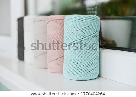 потока подоконник швейных продукт никто Сток-фото © IS2