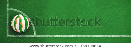 Берег · Слоновой · Кости · флаг - Сток-фото © wavebreak_media