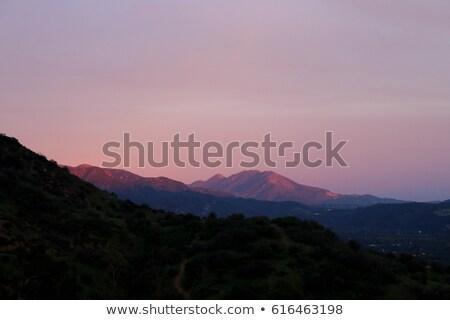 Ojai Valley Stock photo © hlehnerer