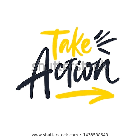 take action stock photo © lightsource