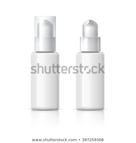 Medical Aerosol Bottle Sprayer Container Dispenser Stock photo © robuart
