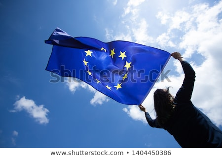 brits · europese · vraag · stemming · verwarring · euro - stockfoto © lightsource