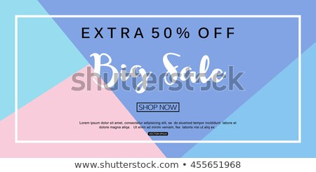 Coupons on Sale Templates, Price Reduction Offers Zdjęcia stock © robuart