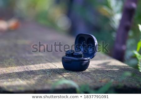 ブルートゥース ワイヤレス スピーカー スペイン ブランド 現代 ストックフォト © amok