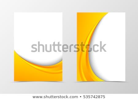 ardente · fractal · abstrato · projeto - foto stock © arenacreative